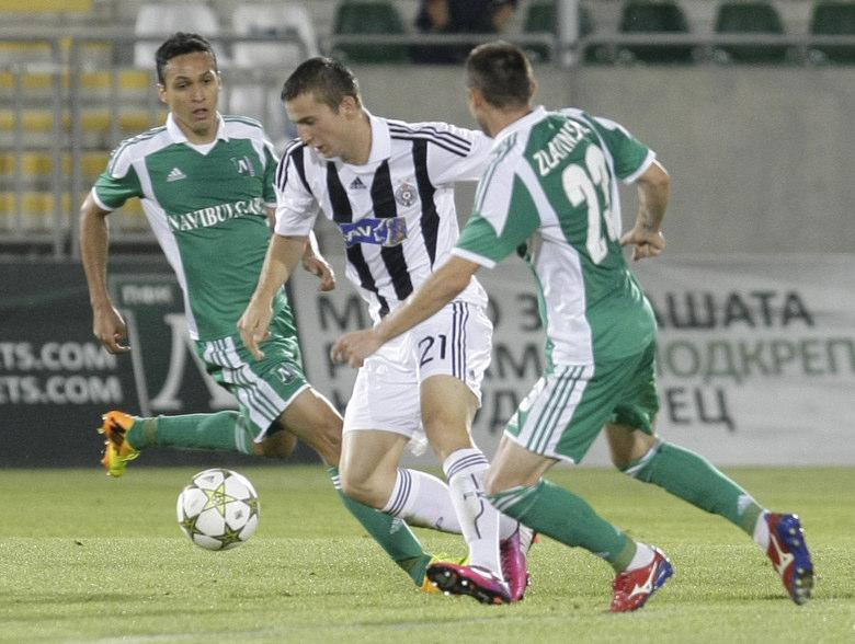 Pronostic pariuri Ludogorets – Partizan 30.07.2014 thumbnail