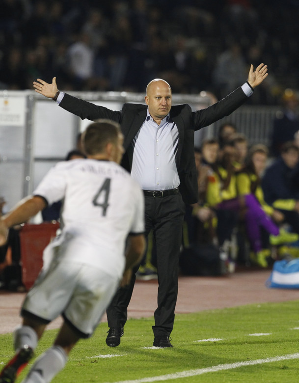 FUDBAL  UEFA EUROPA LEAGUE PARTIZAN TOTENHEM
