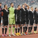 FUDBAL  UEFA EUROPA LEAGUE BESIKTAS  PARTIZAN