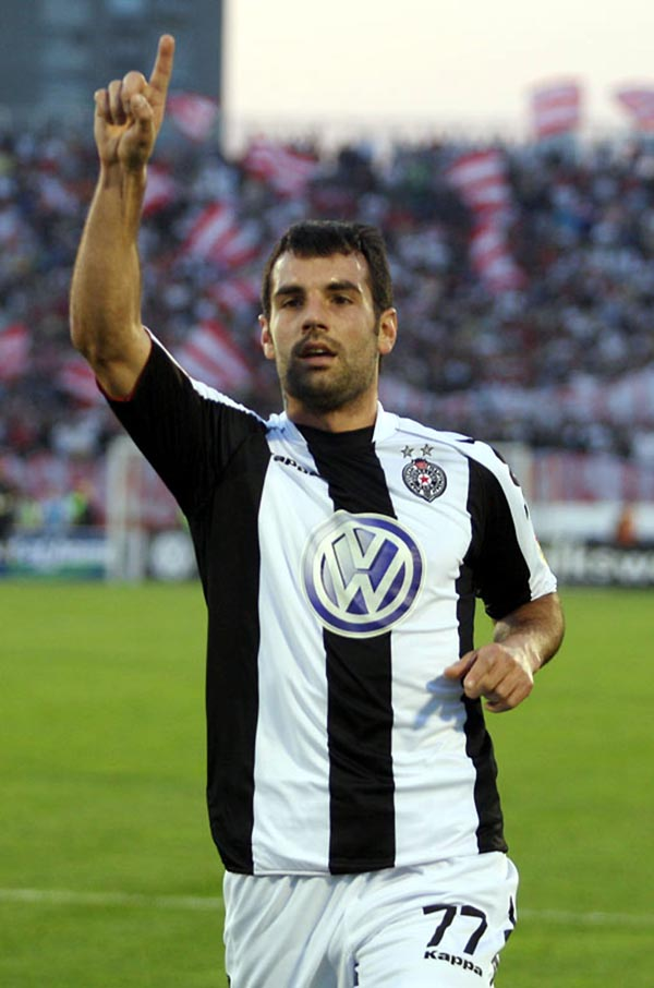 Nikola Vujovic derbi 2-0