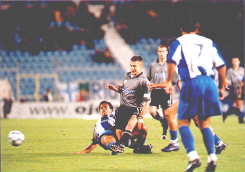 Saša Ilić porto away 2000